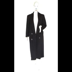 Vintage CHRISTIAN DIOR Shawl Collar Coat 8